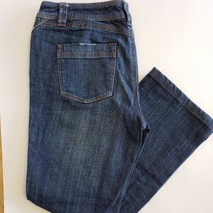Straight leg denim jeans Dynamite